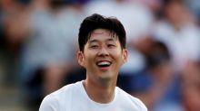 Soccer-Son signs new Tottenham deal until 2025
