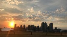 Air quality alert issued for southwest Alberta as smoke from U.S. wildfires blows in