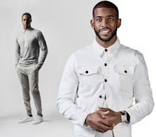 How Chris Paul Is Bringing His On-Court Work Ethic to a Clothing Collection