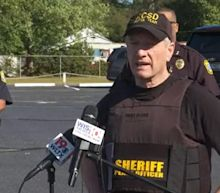 U.S. Army trainee with rifle hijacks school bus full of children, S.C. sheriff says