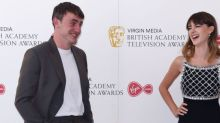 Normal People's Paul Mescal and Daisy Edgar-Jones pose for a hilarious picture at the BAFTAs