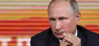 Putin: Trump opponents 'invented' Russia scandal