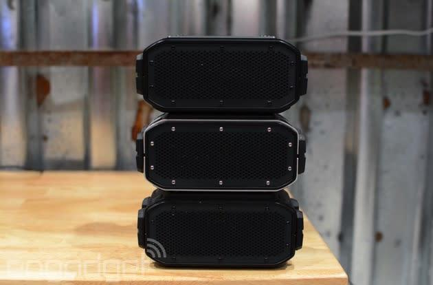 Braven's BRV-PRO modular speaker is a camper's delight