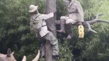 Une attraction du parc Nigloland jugée raciste par les internautes