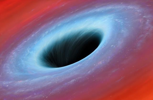New algorithm may lead to a picture of an actual black hole