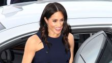 Duchess Meghan just pulled a total Kate Middleton move