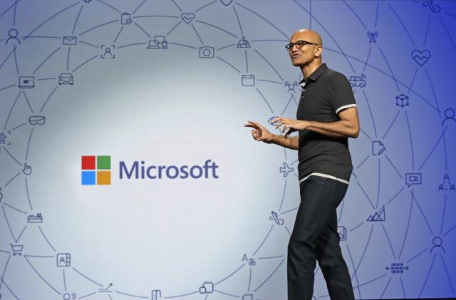 Microsoft's Build developer conference starts May 6th