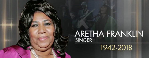 Fox News apologizes for mistake in Aretha Franklin tribute. (Fox News via Twitter)