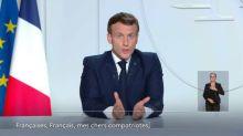 Reconfinement: toutes les nouvelles mesures annoncées par Macron