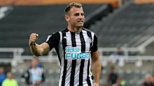 Debutant Ryan Fraser nets winner as Newcastle edge Blackburn in Carabao Cup