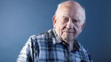 For Ed Asner, comic-books and autism are family matters