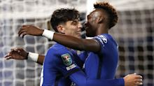 Kai Havertz makes his mark at Chelsea with hat-trick in hammering of Barnsley