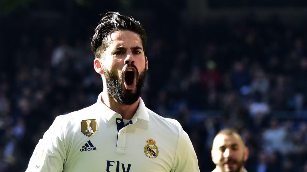 """Sergio Ramos, sobre Isco: """"Mejor que en el Madrid no va a estar en otra parte"""""""