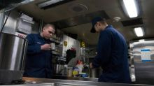 No fried food on frigates as navy takes aim at fatty fare