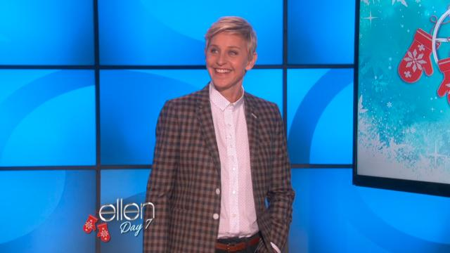 Ellen's Advice For Parking at the Mall