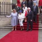 A Canadian Official Broke Royal Protocol by Touching Queen Elizabeth