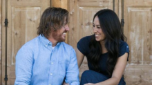Chip and Joanna Gaines got the name 'Magnolia' from one of their first dates