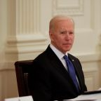 Biden seeks to showcase bipartisanship in infrastructure meeting with Republicans
