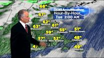 WBZ AccuWeather Afternoon Forecast For May 4