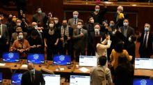 Senado chileno discute saque antecipado de fundos de pensão