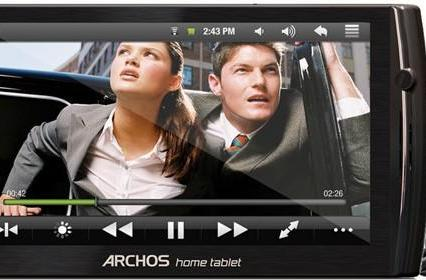 Archos 7 and 8 Home Tablets are cheap, but you get what you pay for