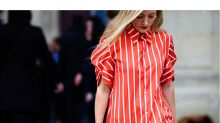The New Stripes Fashion Girls Are Obsessed With