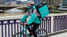 Is this awful survey bad news for the Deliveroo share price?