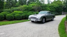 Inside James Bond's Aston Martin, expected to net $4 to 6 million at auction