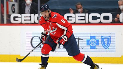 Ovechkin signs 5-year extension: 'I'M BACK DC!'