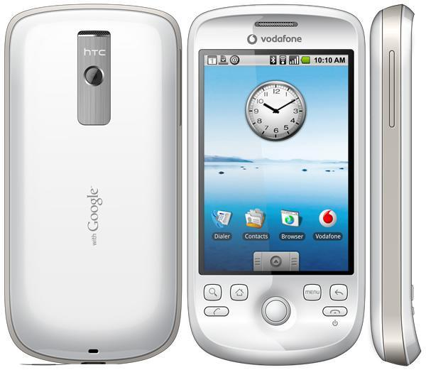HTC Magic is official, bringing Android to Vodafone sans keyboard