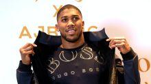 Anthony Joshua puts Tyson Fury talk on hold to focus on Kubrat Pulev fight