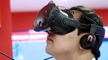 Virtual reality headset sales plummet as early hype wanes