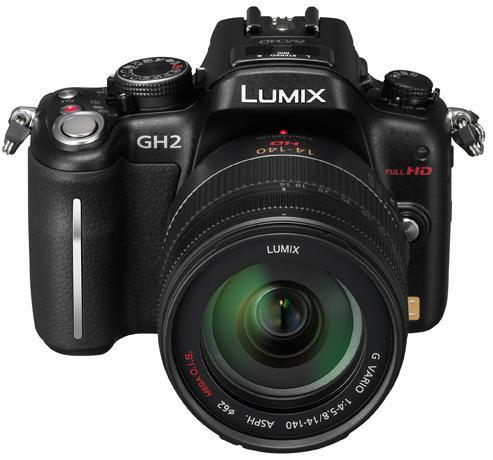 Panasonic's $900 Lumix GH2 officially debuts: 16MP, 1080p movie mode, 3D interchangeable lens