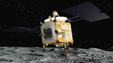 Asteroid holds water and organic matter essential for life, first ever sample shows