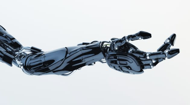 'Thinking cap' controls prosthetic arm with thoughts, not surgery