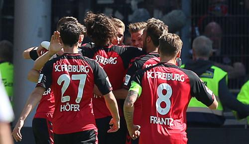 Bundesliga: Bayer muss nach Pleite gegen SCF Abstiegskampf fürchten