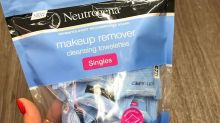 Neutrogena's Individually Wrapped Makeup-Remover Wipes Are a Game-Changer