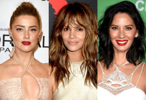 Amber Heard, Halle Berry, and Olivia Munn have all been disparaged while going through breakups. (Photo: AP Images)