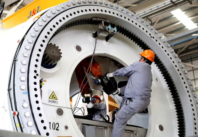 National Power Output Increased