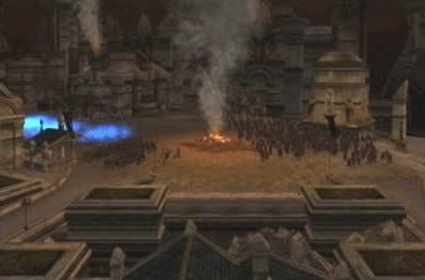 LotRO begins testing fellowship version of Pelargir epic battle