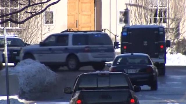 Evacuations at Harvard University after report of explosives