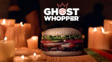 Burger King's new 'Ghost Whopper' is here to haunt your Halloween order
