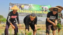 Kementan akan Tegas Melawan Usaha Alih Fungsi Lahan Pertanian