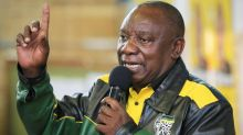 Ramaphosa sworn in as president of South Africa