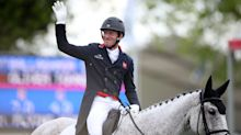 Great Britain going for eventing team gold on Monday