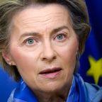 Trump may have permanently damaged democracy, says EU chief Von der Leyen