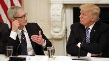 Tim Cook ajudará Donald Trump com desafios tecnológicos e geração de empregos