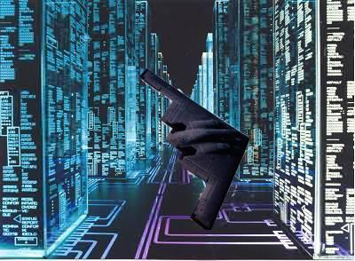 Air Force plans major cyberspace command
