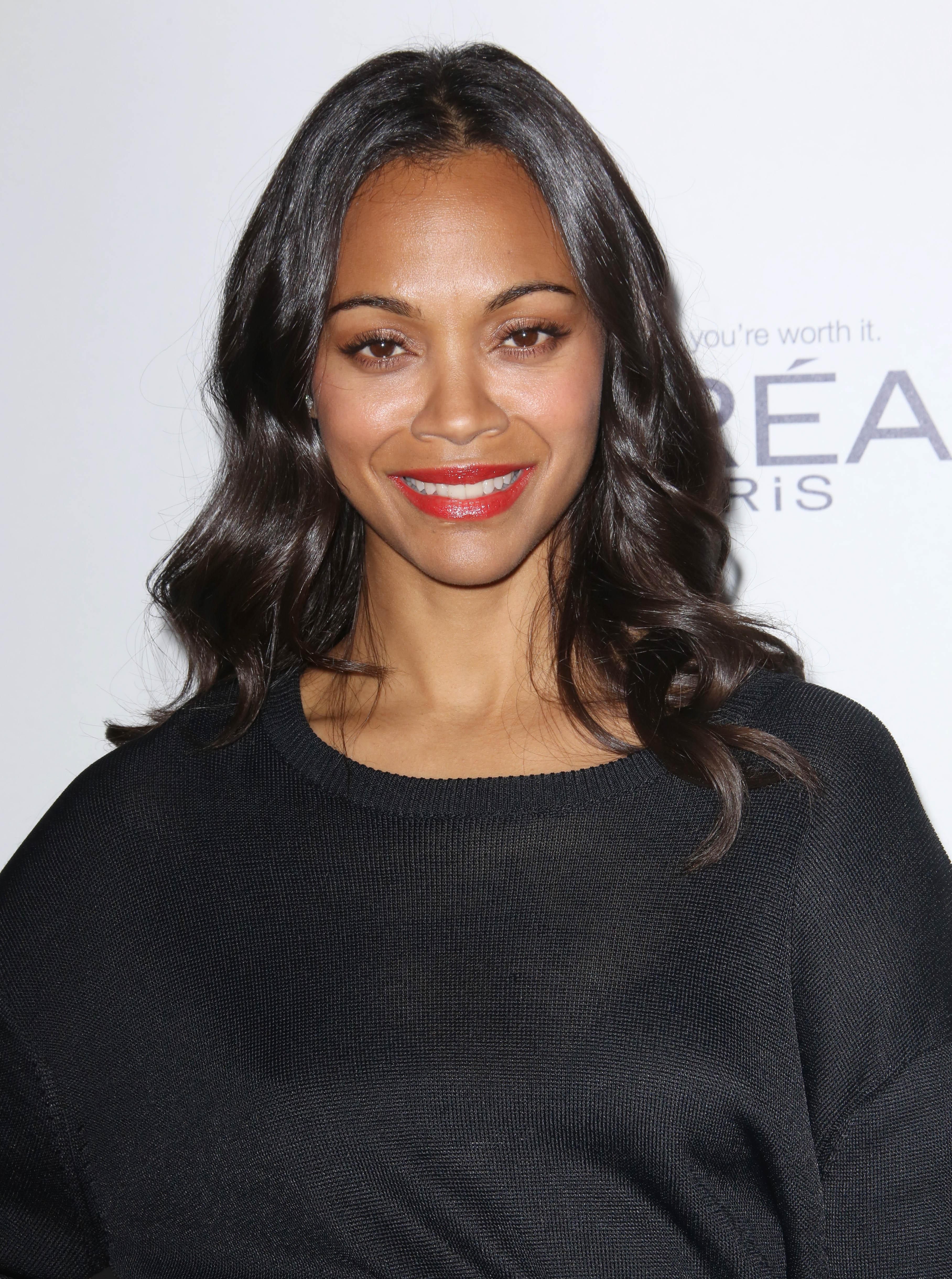 Guardians Interview: Zoe Saldana on Going Green and the
