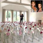 Chrissy Teigen Teases Kim Kardashian Over Kenny G Valentine's Day Surprise: 'How'd He Get Out?'